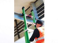 SCAFlok Parapet & Rail Ladder Bracket