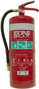Fire Extinguisher Powder 9kg ABE
