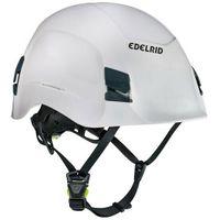 Edelrid Serius Height Work Helmet - Snow