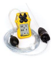 Manual aspirator pump