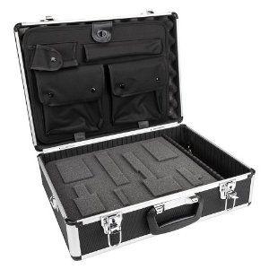 GasAlertQuattro Carrying case with foam insert.
