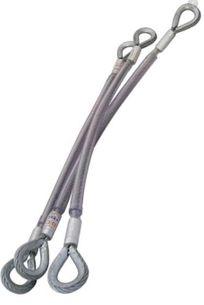 ISC 200cm Wire Anchor Strop / Lanyard
