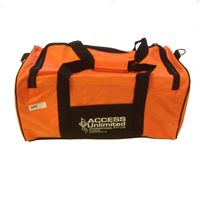 AUI Gear Bag Orange/Black