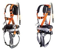 BTS SAFETYFIT Full Body Harness c/w Front & Rear Fall Attach