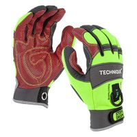 Gecko Grip Gloves with Lanyard
