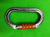 PETZL OK Triact-Lock Karabiner M33