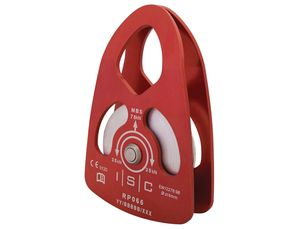 ISC Prusik Pulley Large Single Alloy