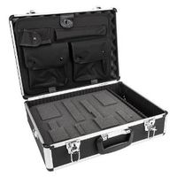 GasAlertMicroClip XL Carrying case with foam and lid insert.