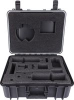 Honeywell BW Ultra Carrying case with foam and lid insert.