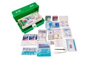 Deluxe Hard Case First Aid Kit Medium