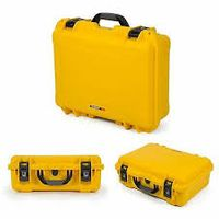 Nanuk 930 Case - Yellow - 19.8 x 16 x 7.6 (in.)