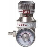 Calibration gas regulator (0.5 LPM)