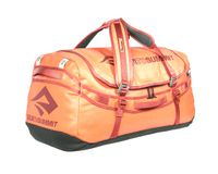 Sea to Summit 90L Orange duffle bag