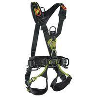 Edelrid Vertic Triple Lock Harness c/w Chest Ascender