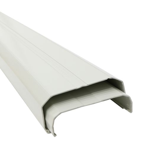 Ezyduct 80mm x 2m Cable Duct