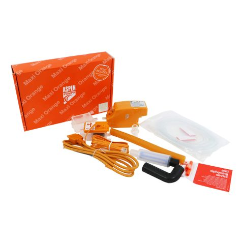 Aspen Mini Orange Pump 14 ltr/Hr MAX