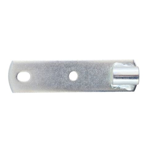 Vertical Mounting Plate M10 Zinc Plated