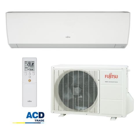 Fujitsu ASTG12C R32 3.5kw Cool Only