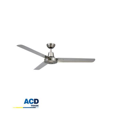 Airflow 1200mm S/Steel Ceiling Fan