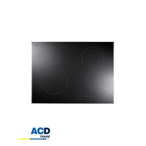 700mm 4 Zone Ceramic Cooktop Touch Ctrl