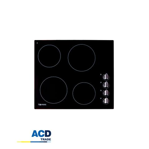 600mm Ceramic Cooktop Knob Control