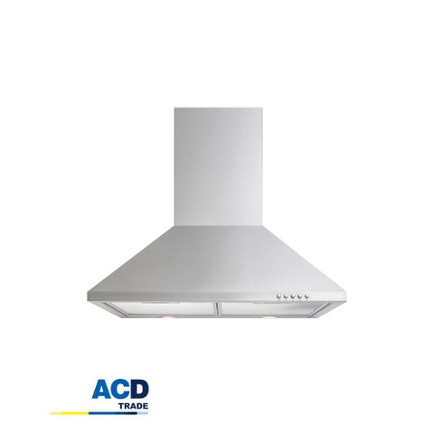 600mm S/S 3 Speed Canopy Rangehood