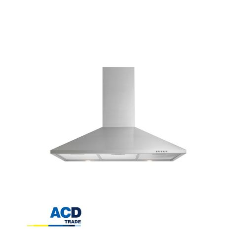900mm S/S 3 Spd Ducted Canopy Rangehood