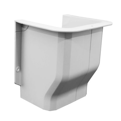 Ezyduct 80mm Ceiling Cap