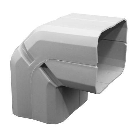 EzyDuct 110 Corner Elbow