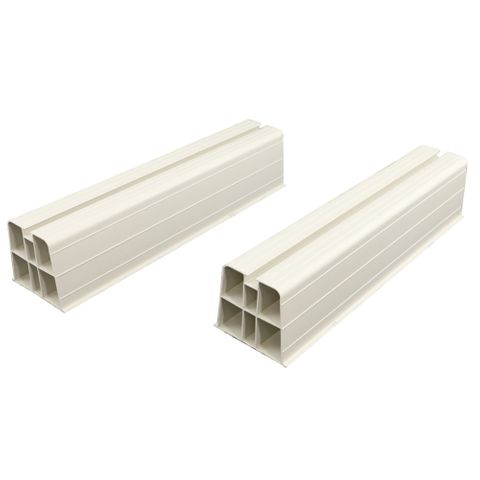 450mm Mounting Block Pack of 2