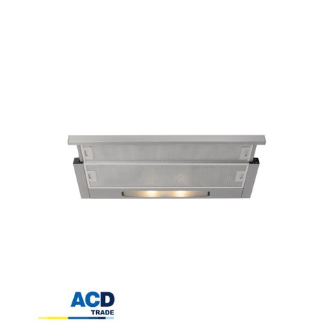 600mm Single Motor Slideout Rangehood