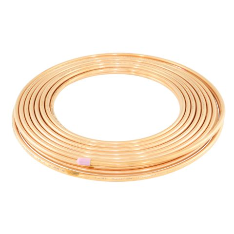 5/8 COPPER COIL 1.02MM 18m R410a