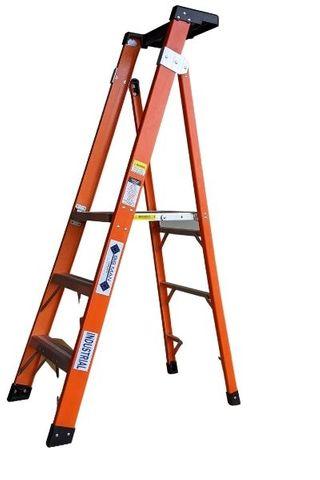Fibreglass 7ft Platform Ladder