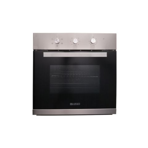 60cm 4 function oven with light