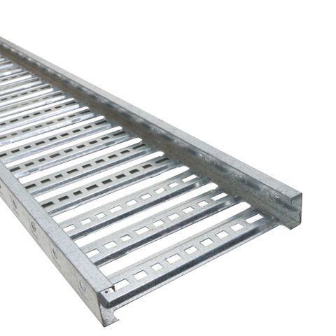 300mm Ladder Tray Galv 3m L