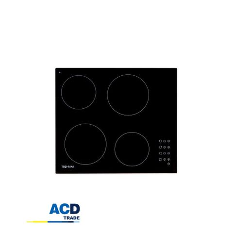 600mm 4 Zone Ceramic Cooktop Touch Ctrl