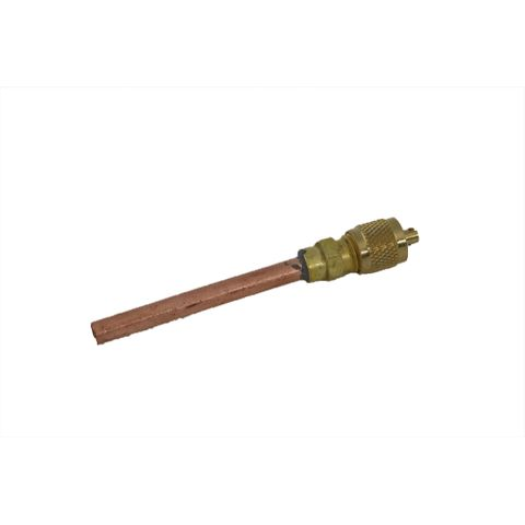 ACCESS VALVE 1/4MFL X 1/4 TAIL