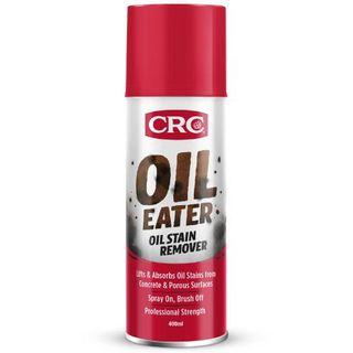 CRC OIL EATER POROUS SURFACE STAIN REMOVER AEROSOL 400ML EA