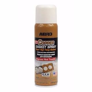 ABRO ULTRA PLUS GASKET SPRAY COPPER 255G BL/1