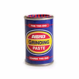 ABRO GRINDING PASTE FINE AND COARSE 140G EA