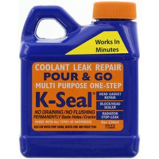 K-SEAL COOLANT LEAK REPAIR (POUR AND GO) 236ML EA