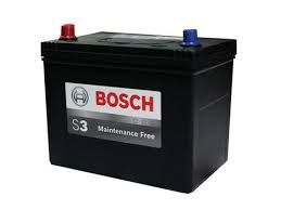 BOSCH BATTERY S3 500CCA 55D26R NS70