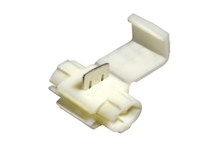 NARVA CONNECTOR WIRE TAP WHITE 3-4MM (56160) PACK/50