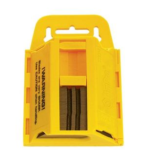 UTILITY BLADES WITH HOLSTER (T23204) PACK/50