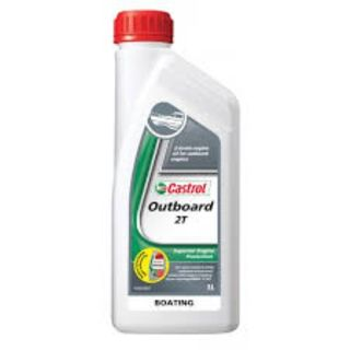 CASTROL OUTBOARD 2T OIL/1 1 LTR