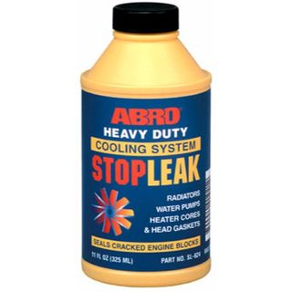 ABRO RADIATOR LIQUID HEAVY DUTY STOP LEAK 325ML EA