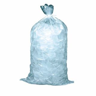 PARTY ICE BAGS BLUE 250 X 500MM BOX/1200