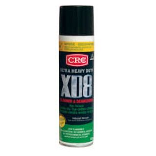 CRC XD8 ULTRA HEAVY DUTY CLEANER & DEGREASER 500ML EA