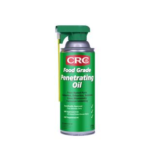 CRC INDUSTRIAL STRENGTH PENETRATING OIL (FOOD GRADE) AEROSOL 312G EA