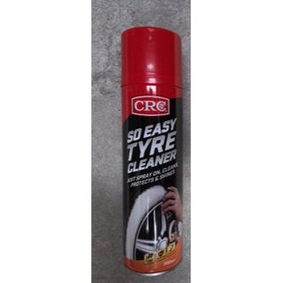 CRC SO EASY TYRE CLEANER AEROSOL 500ML EA